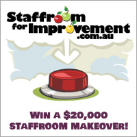 Staffroom for Improvement 2014